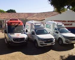 Prefeitura do município de Uruçuí recebe novas ambulâncias