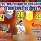3º Festival de Quadrilhas de Dom Expedito Lopes.