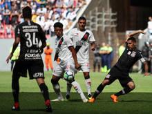 Corinthians vence o Vasco de virada com três gols de Romero