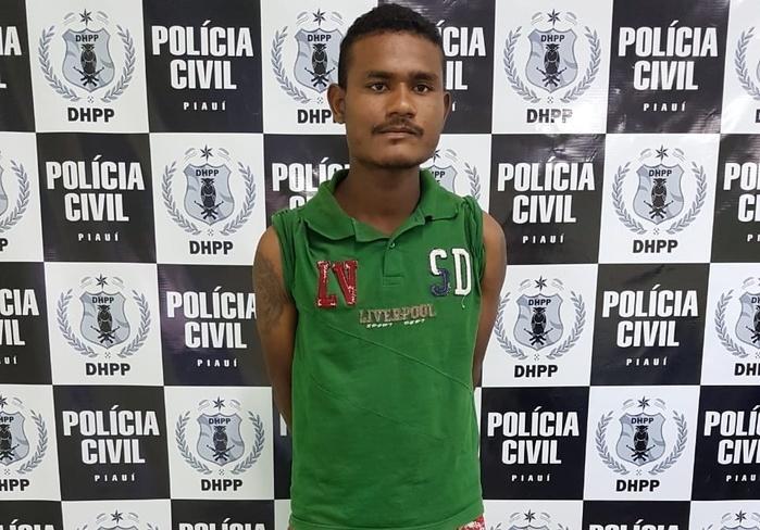 Leandro Rodrigues de Sousa (Crédito: Divulgação/Polícia Civil)
