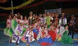 DEL realizou com sucesso o 3' Festival de Quadrilhas