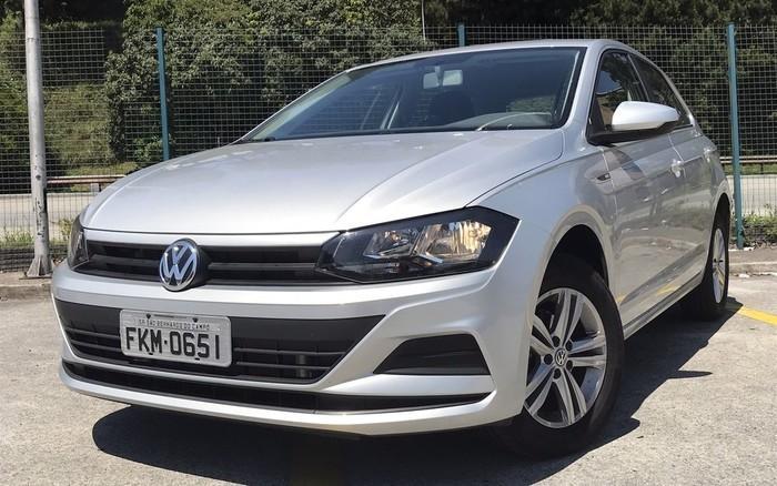 Volkswagen Polo 1.6  (Crédito: Divulgação)