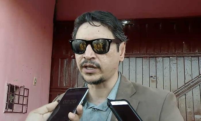 Delegado Higgo Martins (Crédito: Reprodução/TVMN)