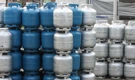 Preço do gás de cozinha aumenta em 4,4% nas refinarias nesta quinta