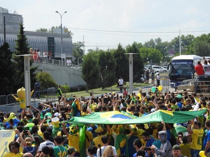 (Crédito:  Tossiro Neto / GloboEsporte.com )