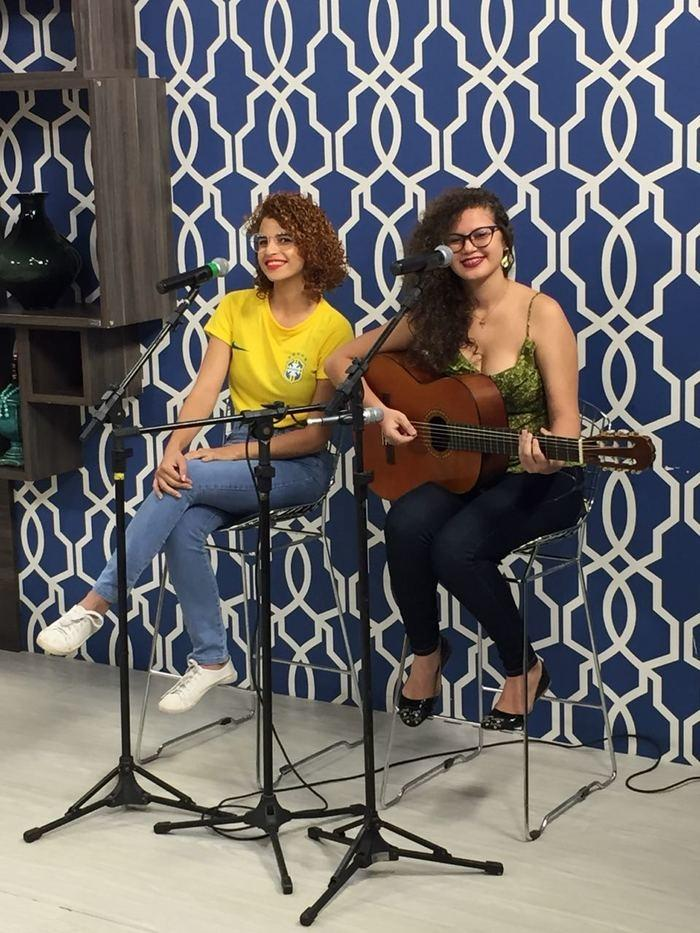 Revista Meio Norte recebe atração musical nessa sexta-feira (06) para entrar no clima da Copa do Mundo (Crédito: Waldelúcio Barbosa)