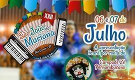 XXII São João da Mariana