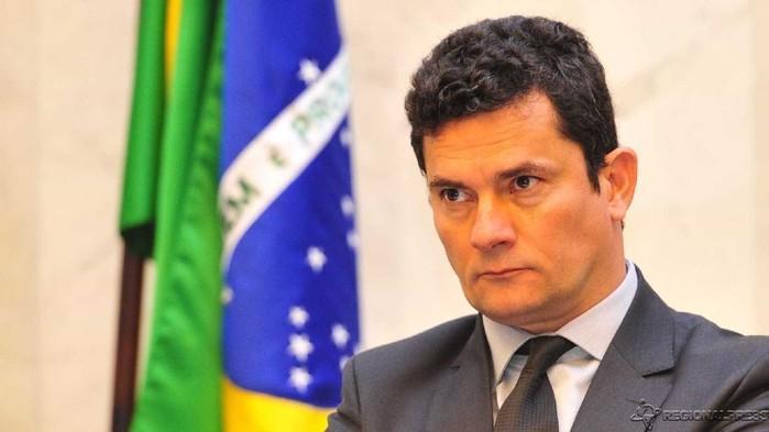 Juiz Sérgio Moro (Crédito: Pedro de Oliveira)