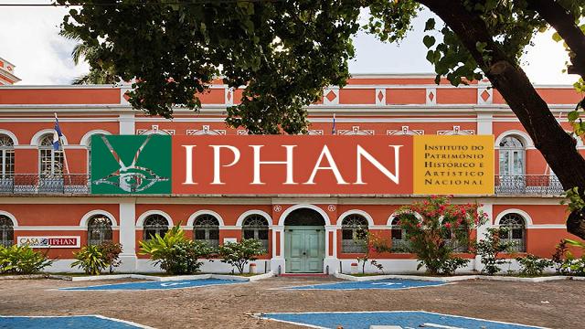 Iphan (Crédito: Reprodução)