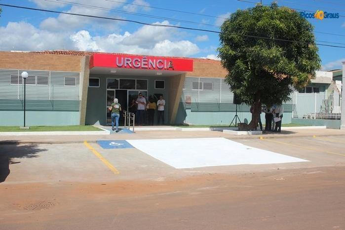 P40G-IMG-c1f946bc40995e60805.jpg A vítima segue internada no Hospital Regional Justino Luz  (Crédito: Gelimar Moura)