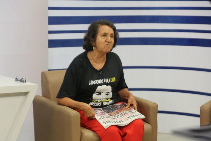 Lourdes Melo (Crédito: Efrém Ribeiro/Jornal Meio Norte)