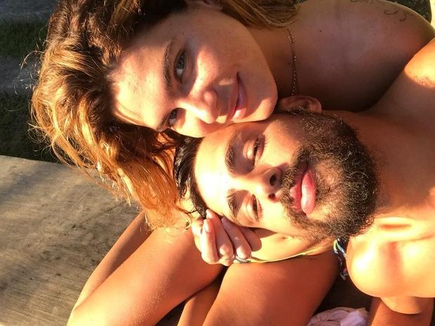 Cauã Reymond deixa de seguir Goldfarb e acende rumores de término