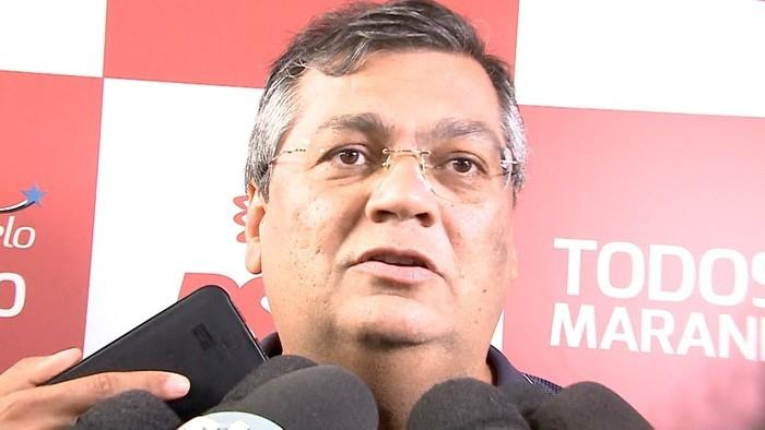 Flávio Dino (Crédito: TV Mirante/Reprodução)
