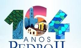 Pedro II comemora 164 anos neste sábado com atividades culturais
