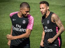 Tuchel revela pedido de Neymar e destaca liderança do brasileiro