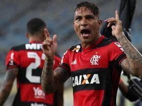 Guerrero se despede do Flamengo e agradece à torcida