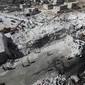 39 pessoas morrem durante explosão em depósito de armas na Síria