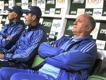 Com vitórias e sem levar gols, Felipão tem o início dos sonhos