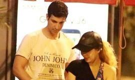Joelma é vista de mãos dadas com ex dois meses após término