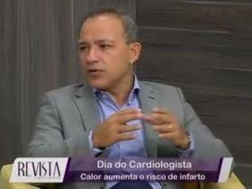 Revista Meio Norte faz entrevista especial no Dia do Cardiologista