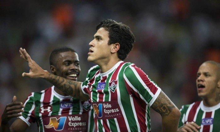 Fluminense se prepara para iminente saída de Pedro