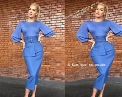 """Ana Hickmann exagera no photoshop e """"provoca"""" Kim Kardashian"""