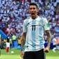 Di María e Otamendi pedem para não serem convocados pela Argentina