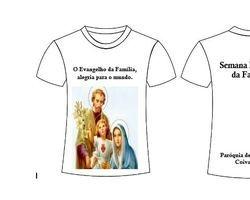 Semana da Família: adquira a Camiseta por apenas 15 reais!