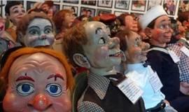 Museu bizarro reúne bonecos de ventríloquos mortos; fotos