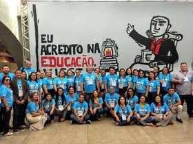 Palmeirais participa de evento  nacional sobre educação
