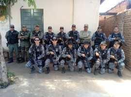 FT Paulistana, em ação conjunta apreende macolha