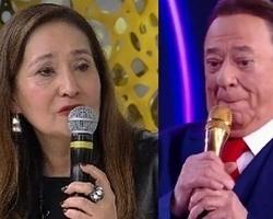 """""""Não é mais minha amiga"""", desabafa Raul Gil ao falar de Sonia Abrão"""