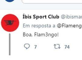 Flamengo é alvo de memes após perder a vice-liderança