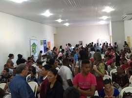 Justiça Itinerante atente mais de mil pessoas em União