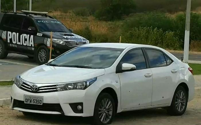 Paraibanos viajaram de carro para São Luís para participar de competição de sinuca (Crédito: Reprodução/TV Verdes Mares Cariri)