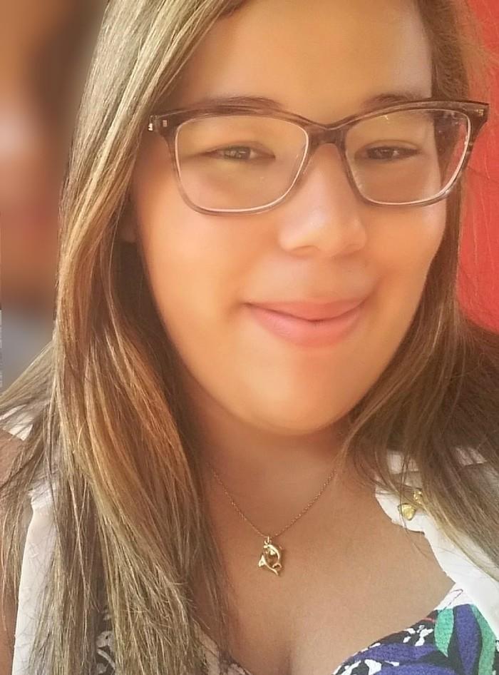 Atyla estava grávida de três meses quando foi achada morta em praia de Mongaguá (SP)  (Crédito: Arquivo Pessoal)