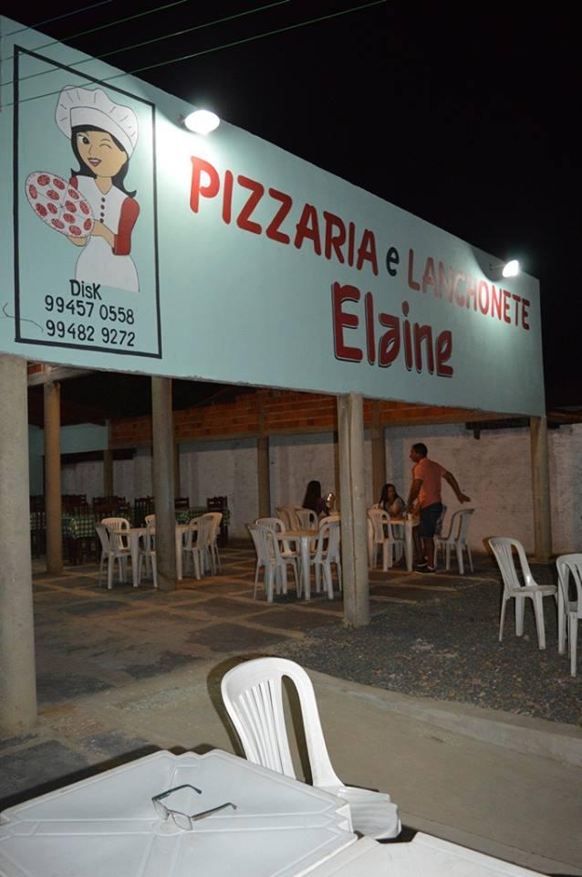 Participe dos 10 anos de Pizzaria Elaine.