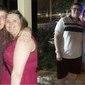"""Ex-funcionária de fast food perde 20kg: """"Comia um lanche por dia"""""""