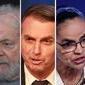 Lula tem 37,3% e Bolsonaro, 18,8%, diz pesquisa CNT/MDA