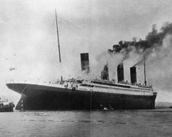 Fotos reais e raríssimas do verdadeiro navio Titanic impessionam