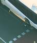 Ciclista é atropelado por ônibus ao passar por faixa para bicicleta