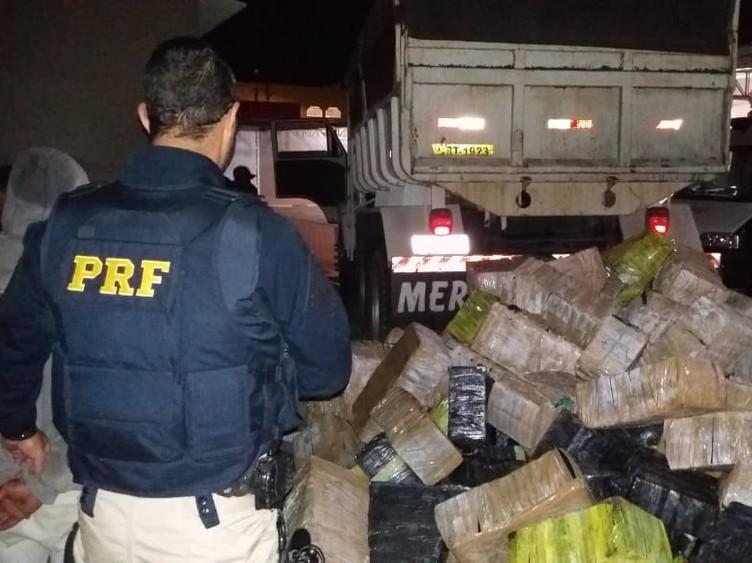 Erro ortográfico faz polícia encontrar quase 4 toneladas de maconha
