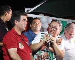 Limma reúne lideranças no lançamento da campanha em Teresina