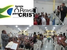 Igreja  Brasil Para Cristo se organiza para festividades de 35 anos