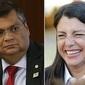 Pesquisa Ibope: Flávio Dino tem 43% e Roseana Sarney, 34%