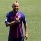 Vidal diz que com VAR, Bayern venceria as duas últimas Champions