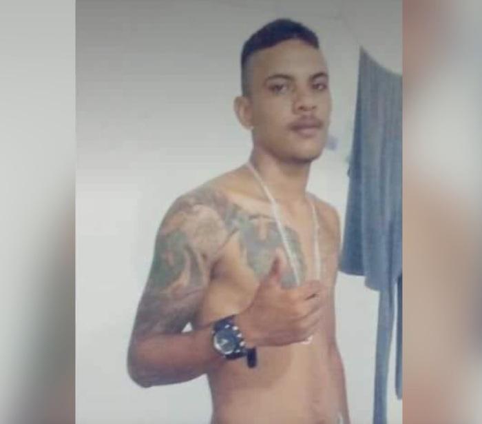 Álvaro Luís foi morto a tiros (Crédito: Reprodução/TVMN)