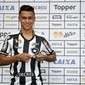 Atacante Erik é apresentado como reforço do Botafogo:'grande sonho'