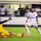 Santos vence Bahia na Vila Belmiro com atuação de Derlis e Gabigol
