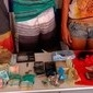Tetraplégico é preso com R$ 17 mil após chefiar tráfico de drogas
